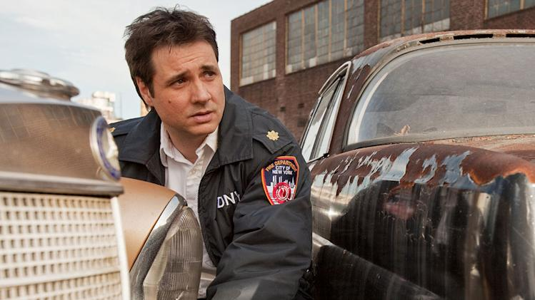 "Adam Ferrara stars as Needles Nelson in the 7th season of ""Rescue Me."""