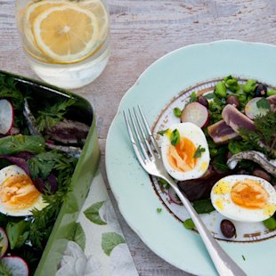 Salad Nicoise: Recipes