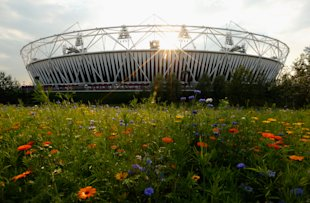 Olympic Stadium (Streeter Lecka/Getty Images)