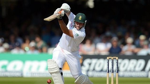 Graeme Smith's South Africa are to face Australia and India