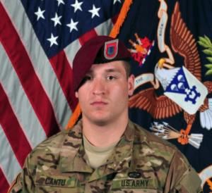 This undated image provided by the Department of the Army shows Pfc. Shane W. Cantu of Corunna, Mich.  Cantu, who, coincidentally, joined his Italy-based Army unit on Sept. 11 last year and deployed to Afghanistan this summer, was among five U.S. deaths announced this past week. He was just 10 when al-Qaida terrorists attacked on Sept. 11, 2001. American troops are still dying in Afghanistan with a regularity that does not always register beyond their hometowns. (AP Photo/U.S. Department of the Army)