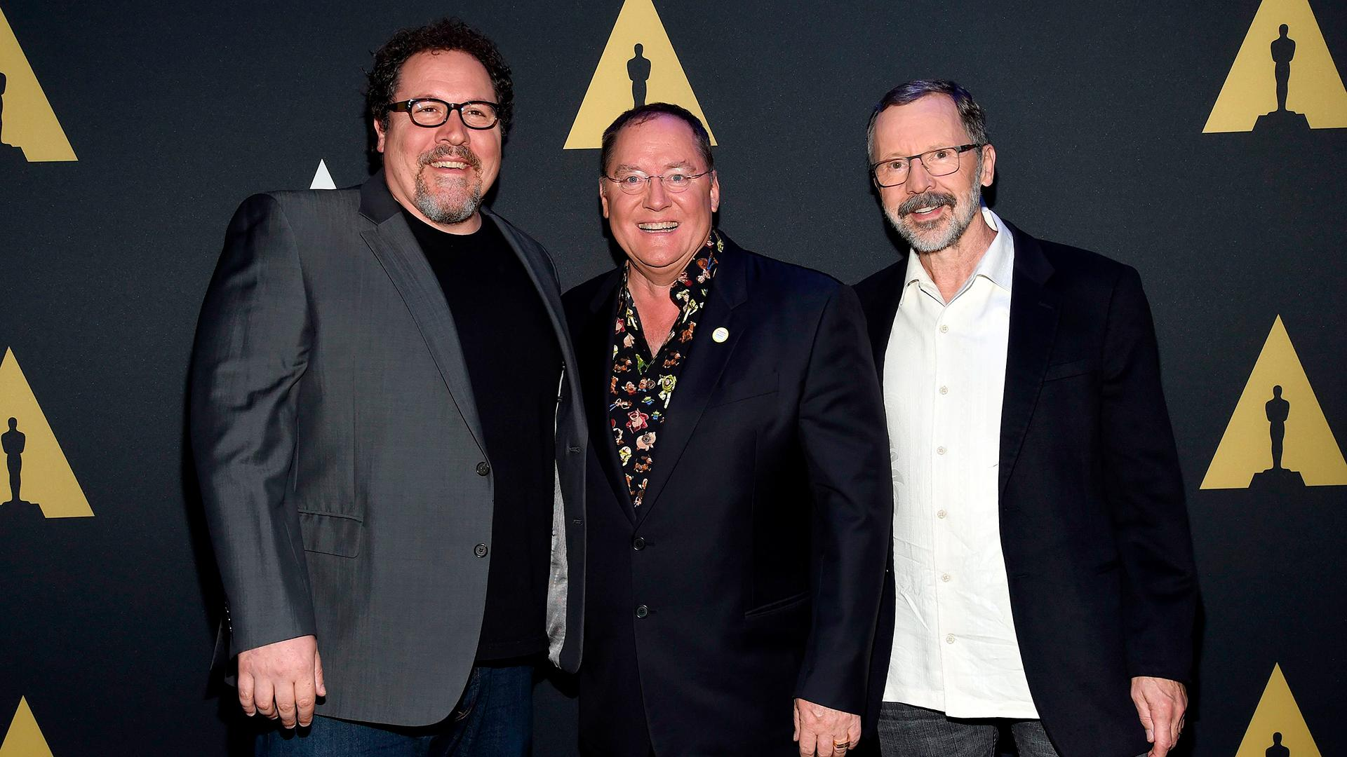 John Lasseter, Ed Catmull and 'Toy Story' Team Celebrate 20th Anniversary