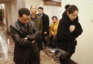 Family members arrive at a hotel which is prepared…