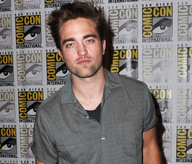 Robert Pattinson, Comic-Con, 50 Shades of Grey