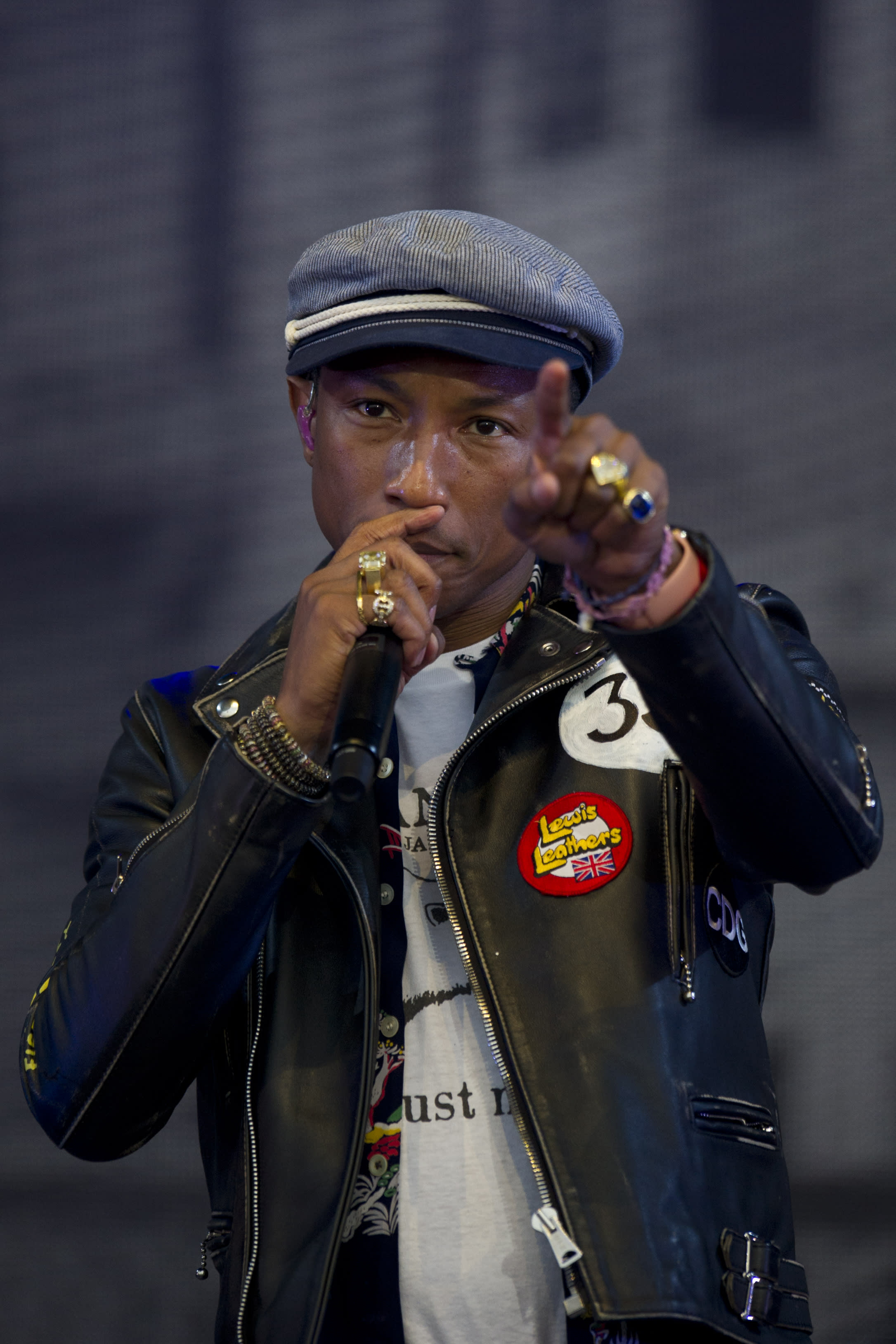 Pharrell Williams to perform at MTV EMAs later this month