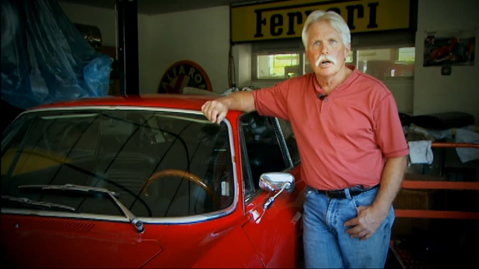 Wayne Carini On Driving Chasing Classic Cars Into A Sixth Season