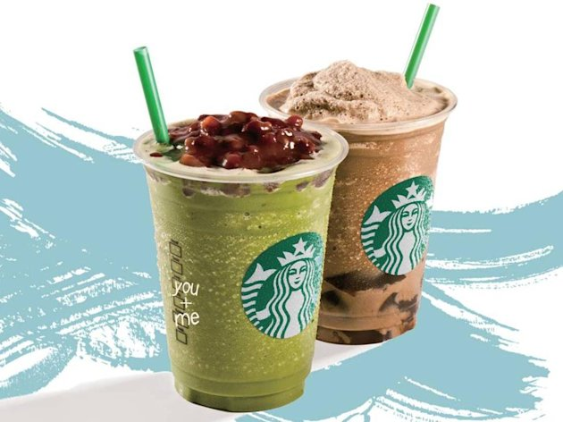 Starbucks Around the World:  Food and Drinks You've Never Seen Before