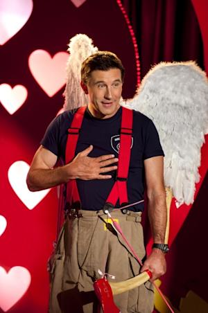 Billy Baldwin in Hallmark Channel's 'Be My Valentine'  -- Hallmark