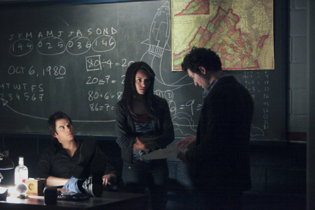 """The Vampire Diaries"" -- ""We All Go a Little Mad Sometimes"""