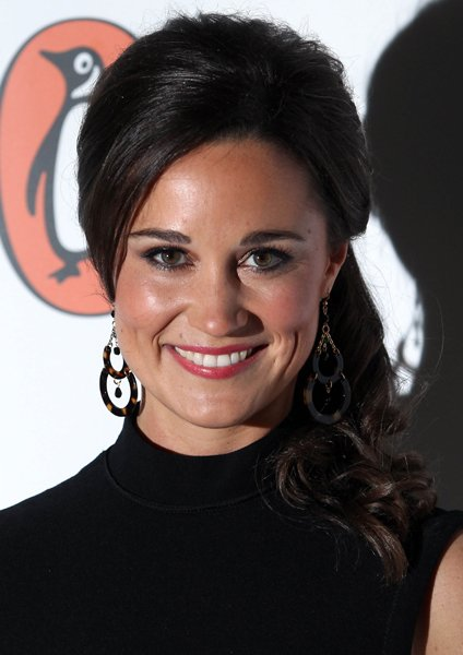 Pippa Middleton at the Celebrate book launch © PA