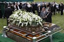Mourners pay their last respects to country music legend George Jones in Nashville