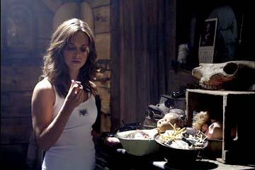 Eliza Dushku in 20th Century Fox's Wrong Turn