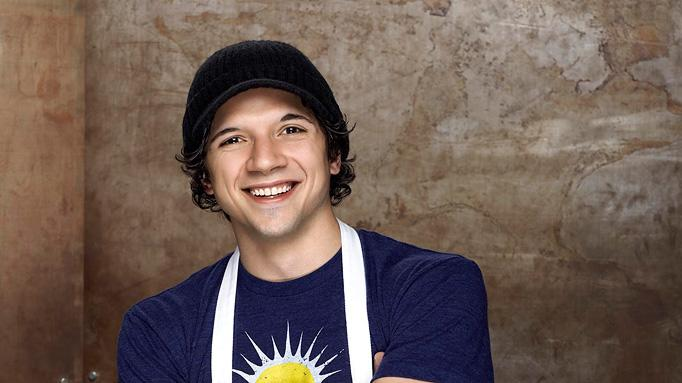 "Tony Carbone, a server from Boston, MA, is one of the top 14 finalists on ""MasterChef."""