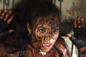 Ashanti in Screen Gems' Resident Evil: Extinction
