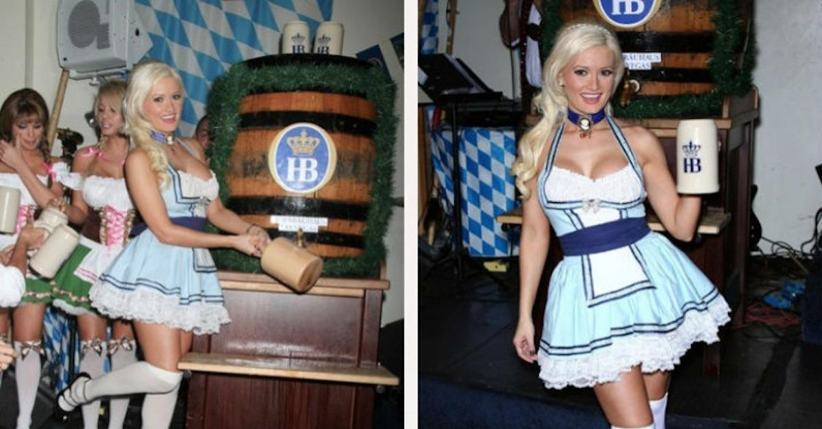 13 Keg Tapping Celebs Seen At Oktoberfest