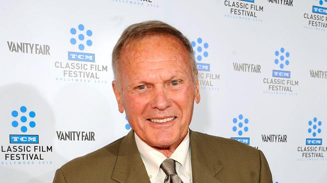 TCM Classic Film Festival A Star is Born Premiere 2010 Tab Hunter