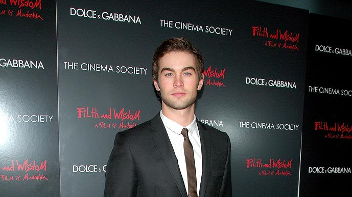 Filth and Wisdom NY premiere 2008 Chace Crawford