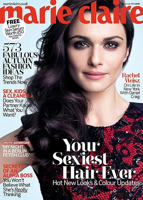 Rachel Weisz Opens Up About Marriage to Daniel Craig