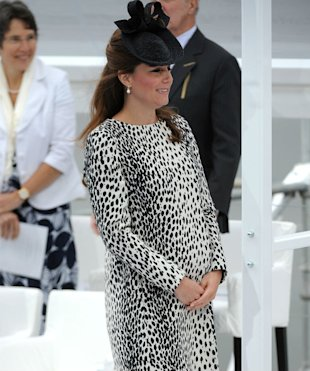 Royal Baby Watch: Kate Middleton, Duchess Of Cambridge 'Spends Due Date Relaxing At Parent's House'