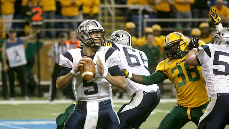 Jensen, Crockett key NDSU to easy win in FCS semis