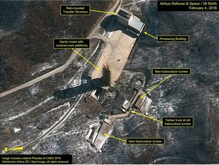 U.S. officials say North Korea may be nearing launch