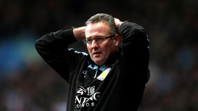 Paul Lambert hopes Aston Villa can use home advantage to maximum effect against Bradford