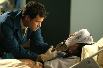 "Dylan Walsh and Romy Rosemont FX's <a href=""/baselineshow/4656577"">Nip/Tuck</a>"