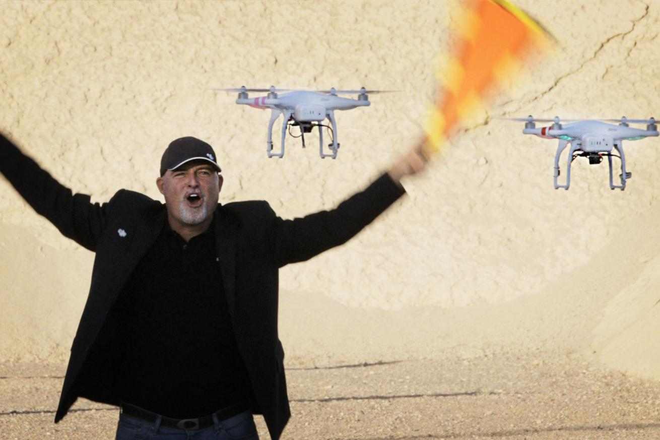 If drone racing is the sport of the future, how will we watch it?
