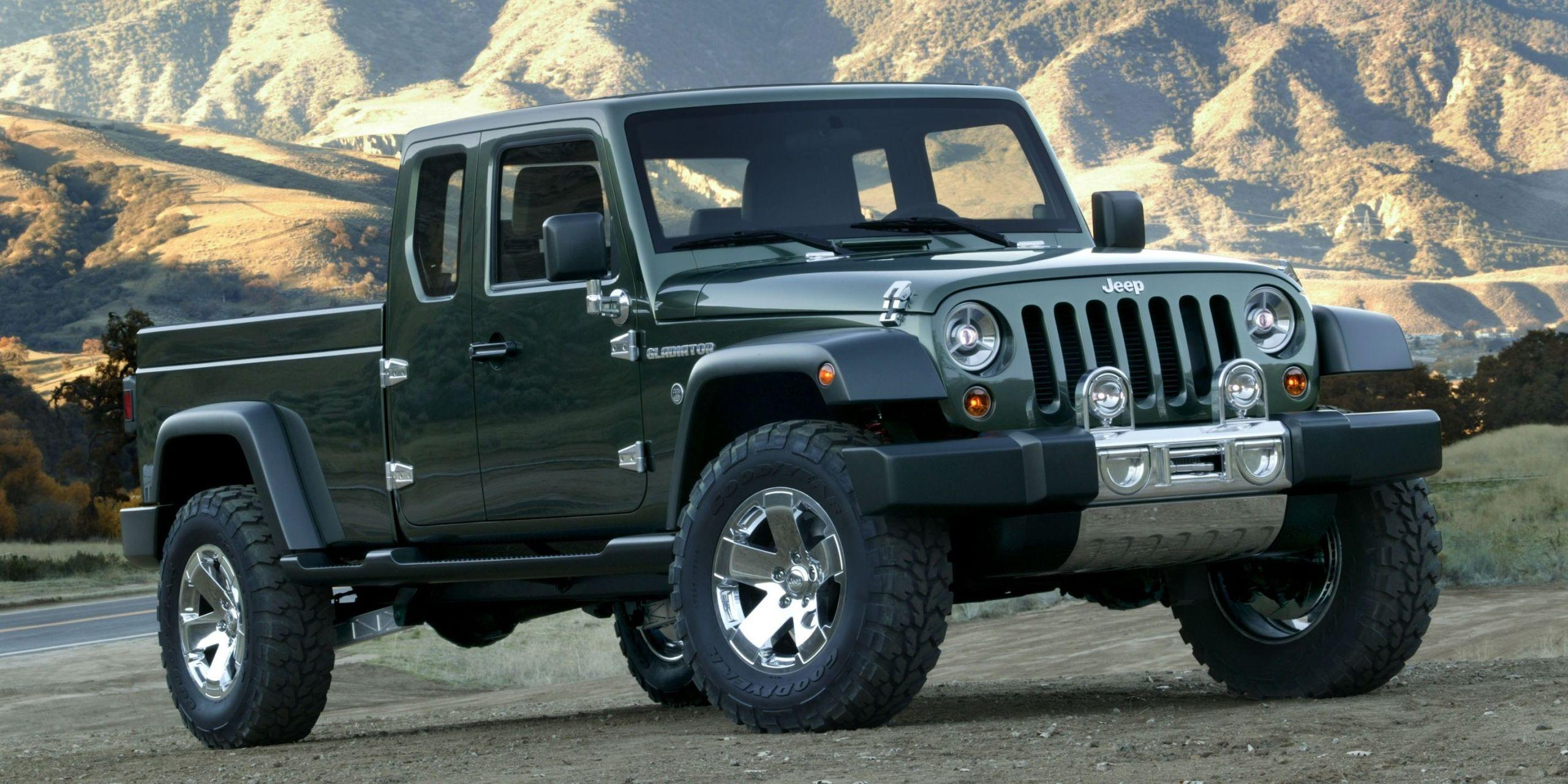 Report: Next-Gen Jeep Wrangler Getting Diesel, Hybrid, and Truck Versions