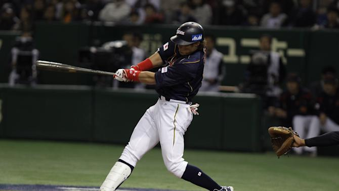Japan v Netherlands - World Baseball Classic Second Round Pool 1