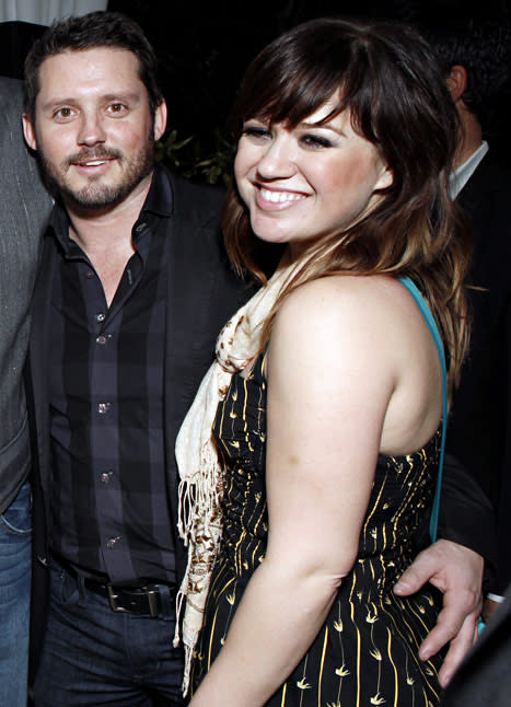 "Kelly Clarkson: Boyfriend Brandon Blackstock and I Are ""So Getting Married"""