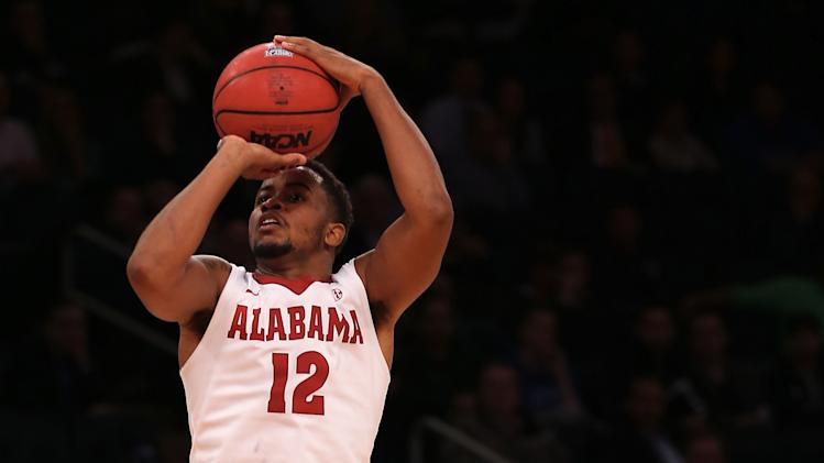 2K Sports Classic - Alabama Crimson Tide v Villanova Wildcats