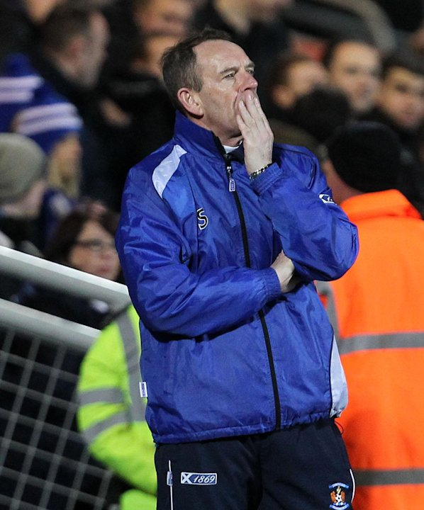 Kenny Shiels is trying to remain positive in the face of mounting injuries at Kilmarnock
