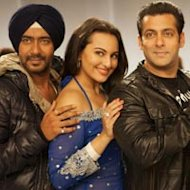 Ajay Devgn Returns Salman Khan's Favour, Lets Sonakshi Sinha Shoot For 'Dabangg 2'
