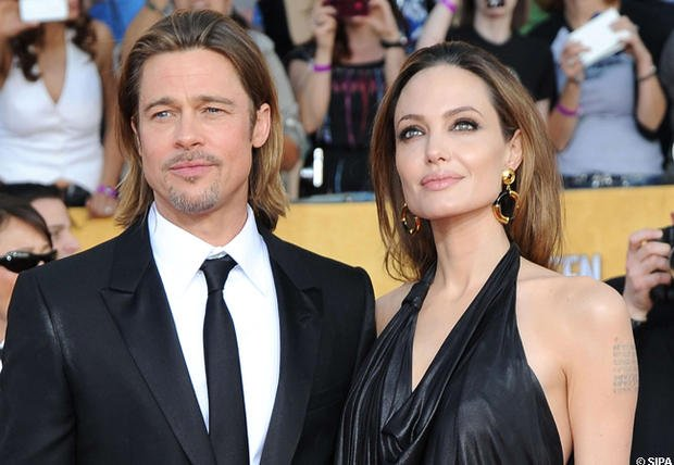 Brad Pitt : Le couple dégrade une plage californienne