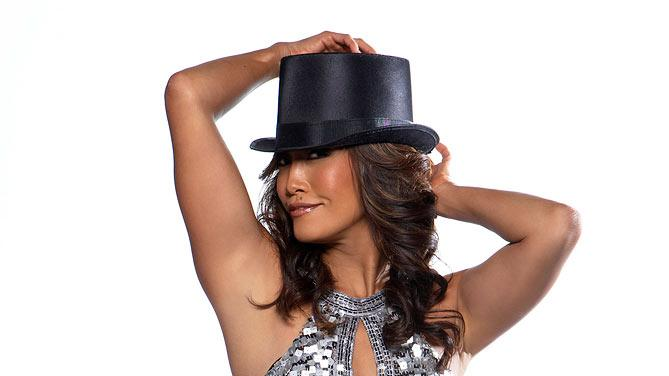 Carrie Ann Inaba on Dance War: Bruno vs. Carrie Ann.