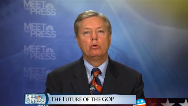 Graham to Romney: Stop Digging; McCain Wants Clinton to Lead Israel Peace Talks