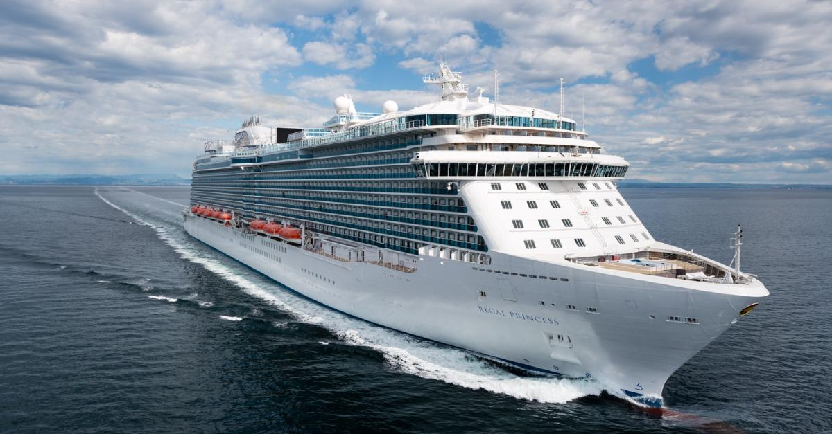 Princess's New Cruise Ship Just Changed Cruising