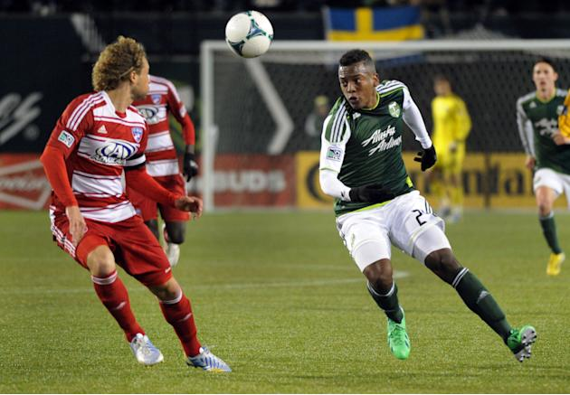 FC Dallas v Portland Timbers - Portland Timbers Tournament