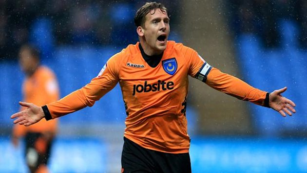 Brian Howard was released by Portsmouth