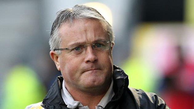 Port Vale manager Micky Adams (PA Photos)