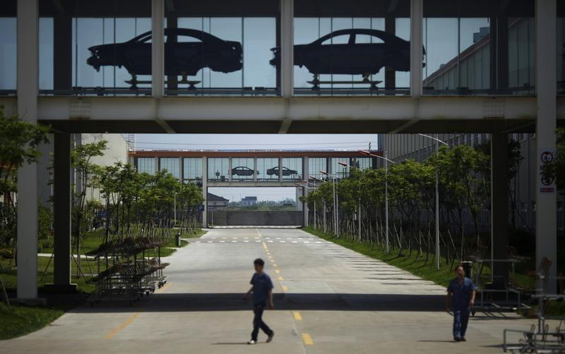 Exclusive - Chinese automaker Geely gears up for push into Europe, U.S.