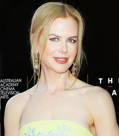 Nicole Kidman: I Can Finally …