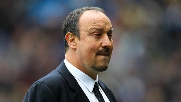 Rafael Benitez launched an impassioned rant following Chelsea's victory at Middlesbrough
