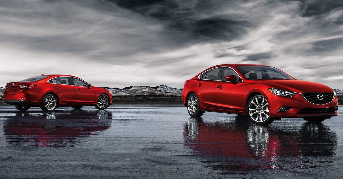 The All-New 2016 Mazda6