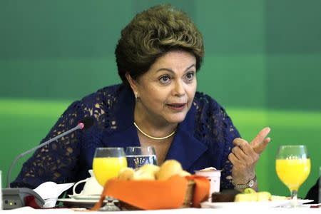Brazil's Rousseff picks allies for second-term cabinet