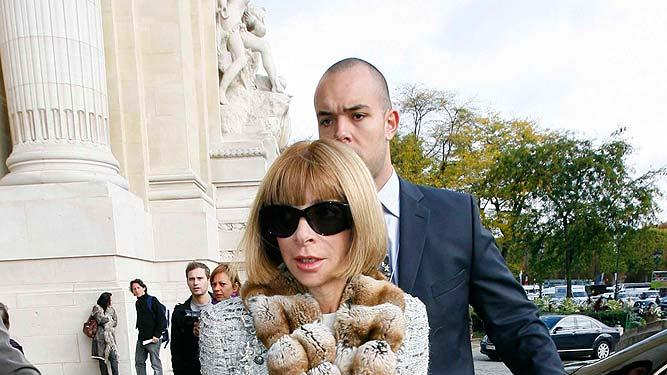 Wintour Anna Chanel Shw
