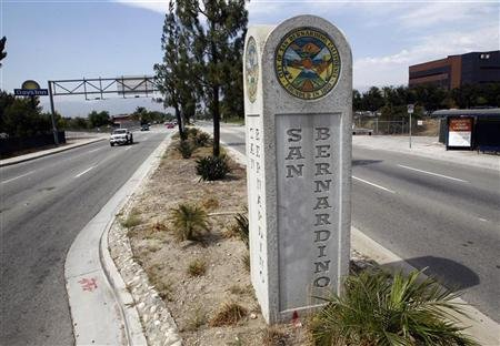 San Bernardino, California To File For Chapter 9 Bankruptcy