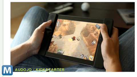 Audojo Case Adds Dedicated Gaming Controls to Your iPad
