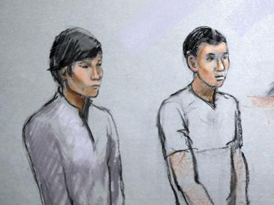 3 Charged in Boston Investigation